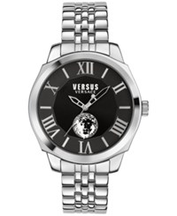 Versus By Versace Men's Chelsea Stainless Steel Bracelet Watch 42Mm Sov020015 No Color
