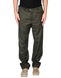 Oliver Spencer Trousers Casual Trousers Men Military Green