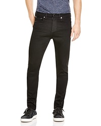 Blank Stretch Slim Fit Jeans In Black
