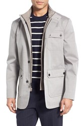 Men's Brooks Brothers 'Brookstorm' Hybrid Water Resistant Jacket