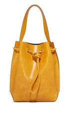 Trademark Keaton Cinch Shoulder Bag Golden Brown