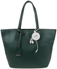 Kenneth Cole Reaction Clean Slate Tote With Retractable Earbuds Bottle