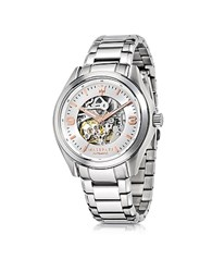 Maserati Sorpasso Silver Tone Stainless Steel Men's Watch