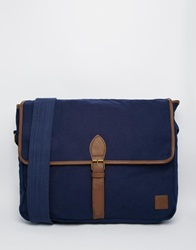 Original Penguin Satchel Bag Blue