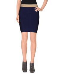 Guess By Marciano Skirts Mini Skirts Women Blue