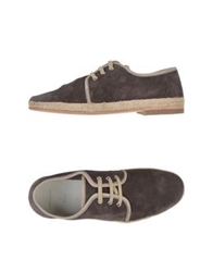 N.D.C. Made By Hand Lace Up Shoes Beige