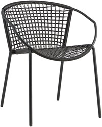 Cb2 Sophia Black Dining Chair