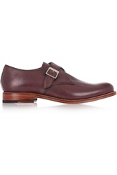 Grenson Sophie Leather Loafers