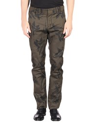 Andrea Pompilio Casual Pants Military Green