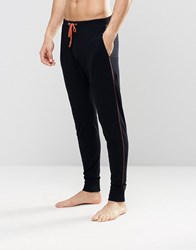 Esprit Joggers Cuffed Ankle In Regular Fit Black
