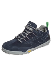Hi Tec Hitec Figaro Walking Trainers Navy Grey Blue