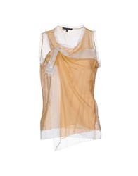 Brian Dales Topwear Tops Women Sand