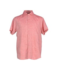 Guess By Marciano Shirts Shirts Men Coral