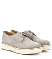 Church's Taylee Suede Lace Ups Grey