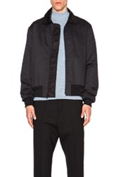 Patrik Ervell Flight Bomber In Black