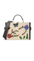 Alice Olivia Insects Sydney Trunk Bag Multi