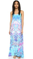Lotta Stensson Mosaic Maxi Pocket Dress