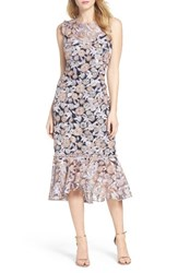 Shoshanna Women's Barlett Lace Midi Dress