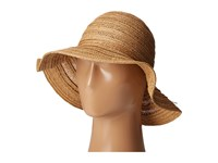 San Diego Hat Company Pbl3078 Four Buttons Paper Braid Floppy With Self Knotted Tie Natural Traditional Hats Beige
