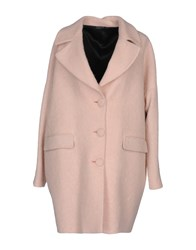 Tonello Coats Light Pink