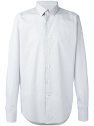 Lanvin Button Up Shirt White