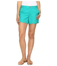 Lilly Pulitzer Buttercup Shorts Agate Green Women's Shorts