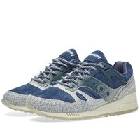 Saucony Grid 8000 'Dirty Snow Ii' Grey
