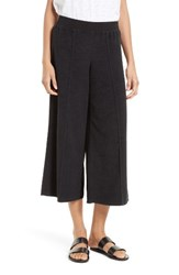 Atm Anthony Thomas Melillo Women's Terry Crop Wide Leg Pants