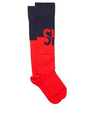 Fusalp Issyk Compression Socks Red