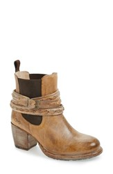 Bed Stu Women's 'Lorn' Harness Bootie