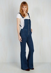 All For One One For Overalls Mod Retro Vintage Pants Modcloth.Com