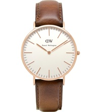 Daniel Wellington 0106Dw Classic St Andrews Watch White