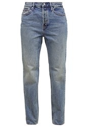 Earnest Sewn Victoria Straight Leg Jeans Light Blue