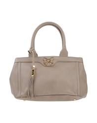 Fixdesign Atelier Handbags Beige