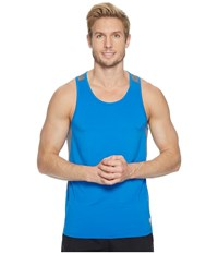 Asics Run Singlet Victoria Blue Sleeveless