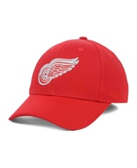 Reebok Detroit Red Wings Hat Trick Cap