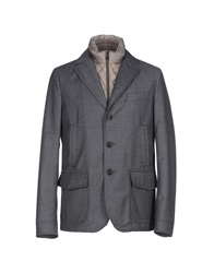 Seventy By Sergio Tegon Blazers Dark Blue