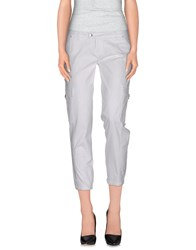 Met And Friends Trousers Casual Trousers Women White