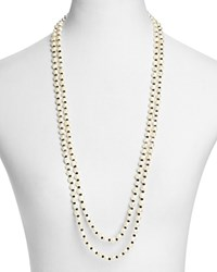 Carolee Simulated Pearl Necklace 60 100 Bloomingdale's Exclusive White