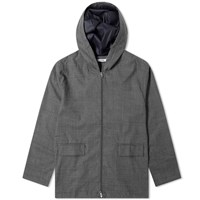 Tres Bien Departure Wool Jacket Grey