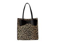 Betsey Johnson The Mighty Jungle North South Tote Leopard Tote Handbags Animal Print