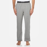 Hugo Boss Men's Cotton Lounge Pants Grey