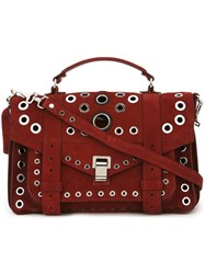 Proenza Schouler Medium 'Ps1' Satchel Red