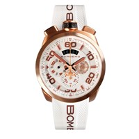 Bomberg Watches Bolt Neon White
