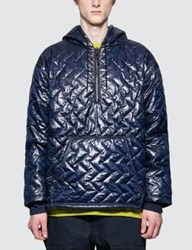 Converse X P.A.M. Quilted Hoodie