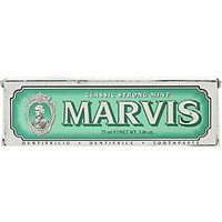 Marvis Women's Classic Strong Mint Toothpaste No Color