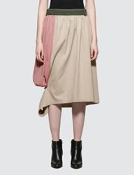 J.W.Anderson Jw Anderson Washed Cut Out Puffball Skirt