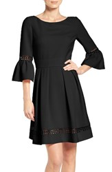 Eliza J Women's Bell Sleeve Dress