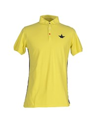 Macchia J Topwear Polo Shirts Men Coral