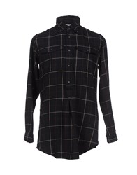 White Mountaineering Shirts Shirts Men Black